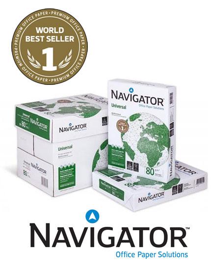 La migliore carta per la tua stampante: Navigator
