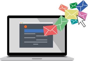 Invio di email e fax