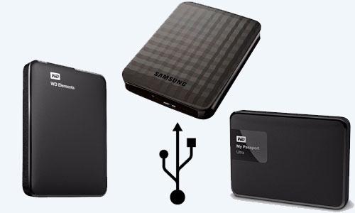 Archiviazione dati: Hard Disk portatili