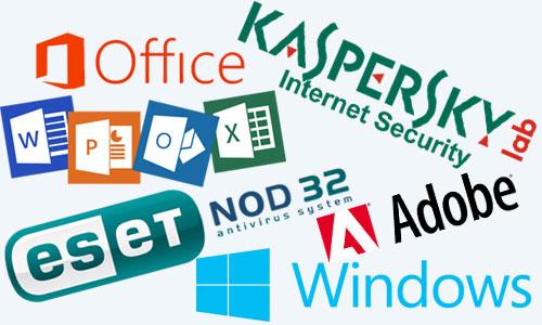 Installazione software Rimini: Pacchetto Microsoft Office, Adobe, Eset Nod 32