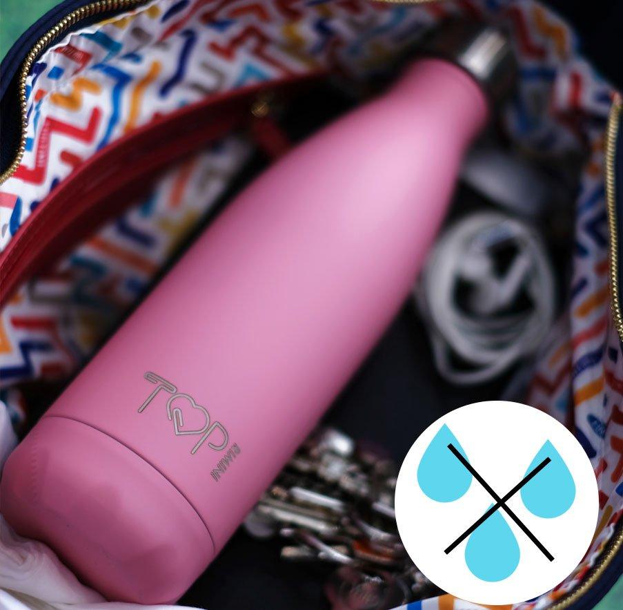 top rimini bottle è una bottiglia termica che non lascia goccioline di condensa