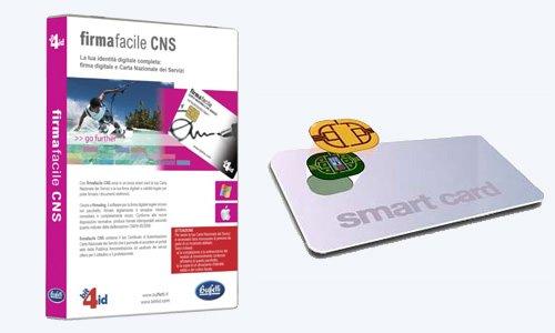 Firma digitale Buffetti Rimini con smart card